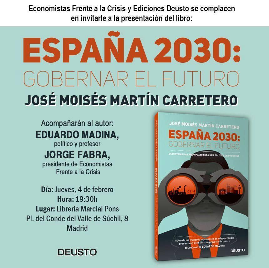 acto ESPANA2030