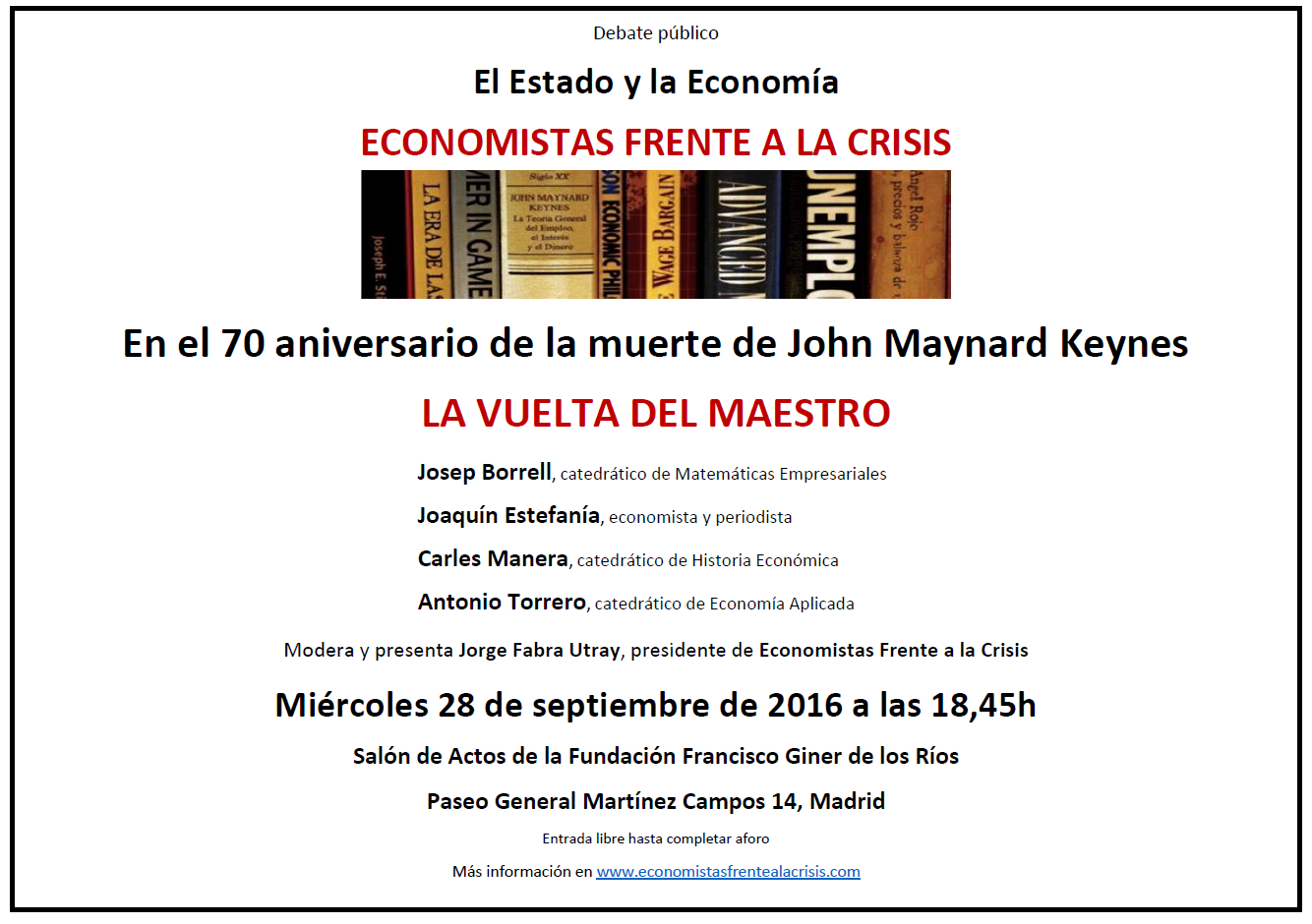 cartel Keynes